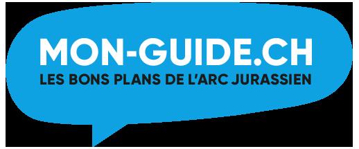 Logo allongé de Mon-Guide.ch