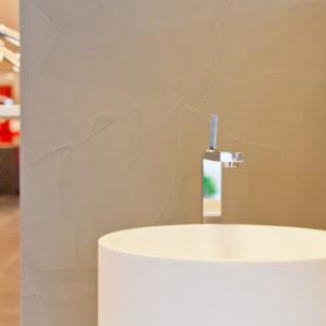 Photographie d'un lavabo