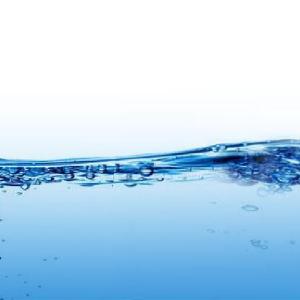 Image de bulles dans l'eau