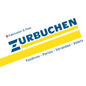 Logo Zurbuchen : Fabrication & Pose - Fenêtres - Portes - Vérandas - Volets